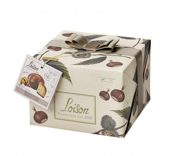 Panettone Marronglace 600g