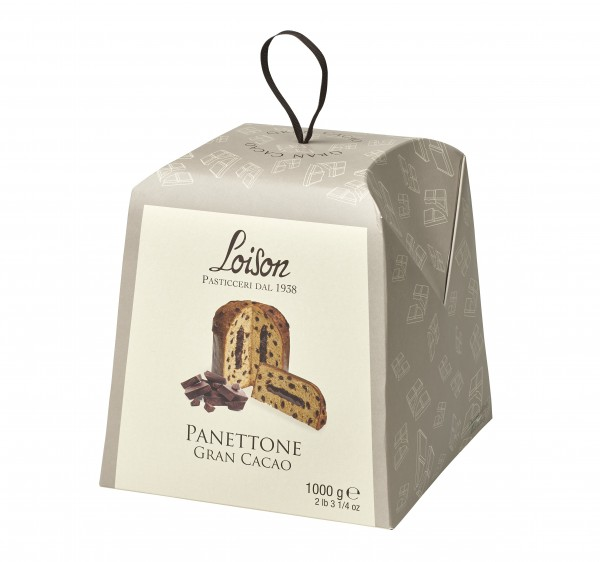 Panettone Gran Cacao 600gr